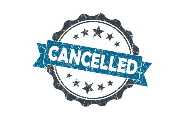 O que fazer se seu evento tiver que ser cancelado