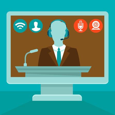 6 dicas para realizar eventos online