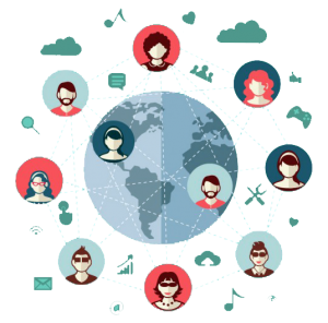 social-media-connecting-people-vector_23-2147493768